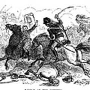 Battle Of Cowpens, 1781 Poster
