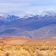 Beautiful Desert Poster