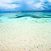 Beautiful Sea At Gili Meno - Indonesia Poster