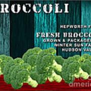 Broccoli Farm Poster