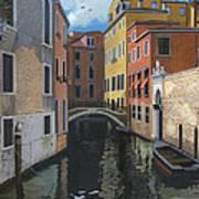 Canal Rhapsody Poster