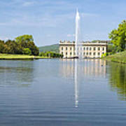 Chatsworth House Poster