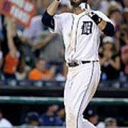 Chicago White Sox V Detroit Tigers Poster