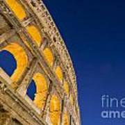 Colosseum Poster by Mats Silvan