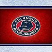 Columbus Blue Jackets Poster