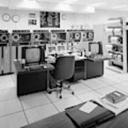 Computer Room, 1999 Poster