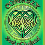 Connolly Soul Of Ireland Poster