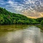 Cumberland River Poster