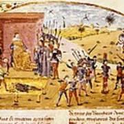 Curtius, Rufus Quintus 1st Century. The Poster
