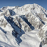 Denali - Mount Mckinley Poster