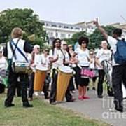 Dende Nation Samba Drum Troupe Poster
