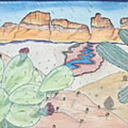 Desert Storm Poster