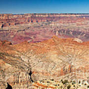 Desert View Grand Canyon National Park Poster