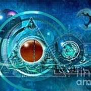 Digital Genesis Poster