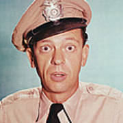 Don Knotts In The Andy Griffith Show Poster