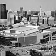 Downtown Skyline Of St. Paul Minnesota Poster