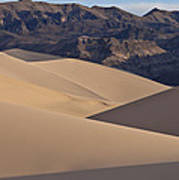 Dune Glow Poster