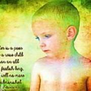 Ecclesiastes 4 13 Poster
