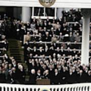 Eisenhower Inauguration Poster
