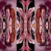 Empress Abstract Poster