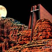 Evening Worship Poster