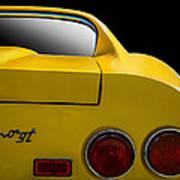 Ferrari Dino Poster