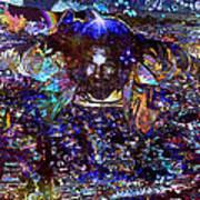 Flying Lebowski Poster