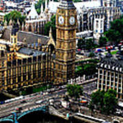 From The Eye Big Ben Poster