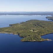 Frye Island, Maine Me Poster