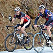 Gran Fondo Bike Ride Poster