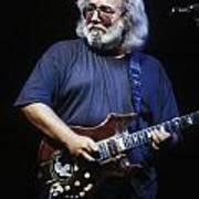 Grateful Dead - Jerry Garcia Poster