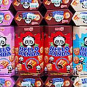 Hello Panda Biscuits Poster