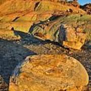Highway 191 Dunes Poster