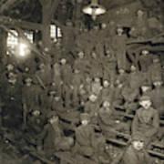 Hine Breaker Boys, 1911 Poster