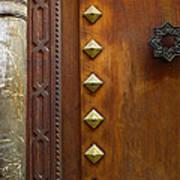 Historic Door Poster