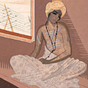 Illustration For Kim By Rudyard Kipling Poster