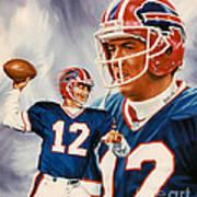 Jim Kelly Poster