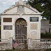 Key West Cemetery Poster
