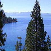 Lake Tahoe 4 Poster