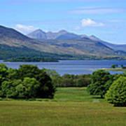 Lakes Of Killarney Poster