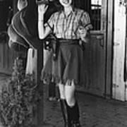 Lana Turner, 1937 Poster