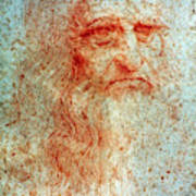 Leonardo Da Vinci (1452-1519) Poster