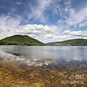 Loch Fine By Inveraray Poster