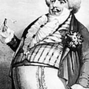 Luigi Lablache (1794-1858) Poster