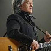 Marty Stuart Poster by Don Olea