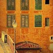 Medieval Windows Poster