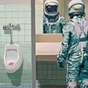 Men's Room Poster