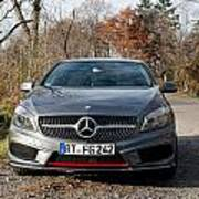 Mercedes A-class 250 Amg Sport Poster