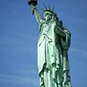 Miss Liberty Poster