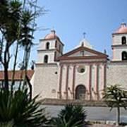 Mission Santa Barbara Poster